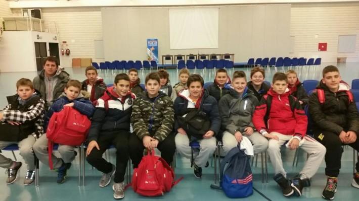 I montenegrini dell'Akademija Cattaro