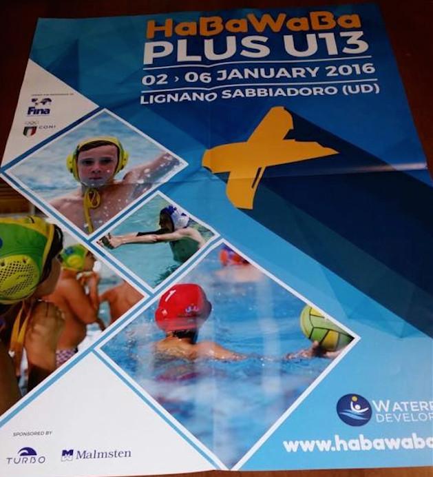 Il manifesto dell'HaBaWaBa Plus U13