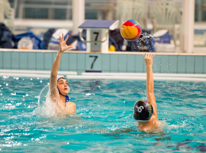HaBaWaBa Puls U13  2-6 gennaio 2016 Lignano Sabbiadoro (UD) Pescara Pallanuoto  Vs  Etruria Nuoto