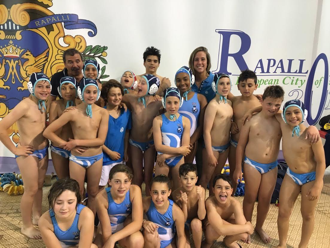 Tornei Fin-HaBaWaBa Liguria – A Rapallo l'ultima giornata di gare