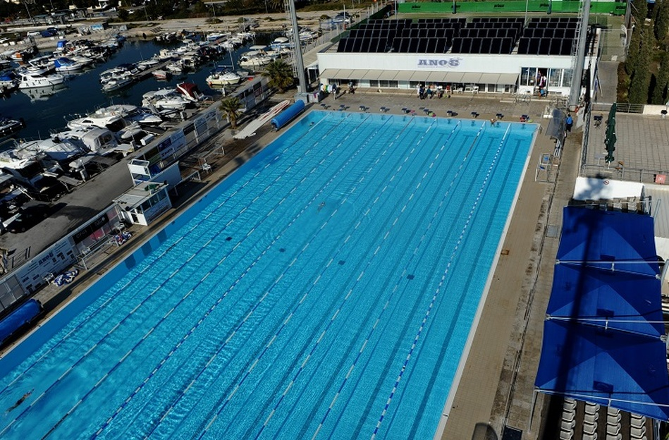 A picture of Glyfada Nautical Sports Club that will host HaBaWaBa Greece
