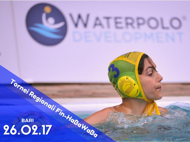 Puglia, si parte: Tornei Fin-HaBaWaBa a Bari il 26 febbraio!