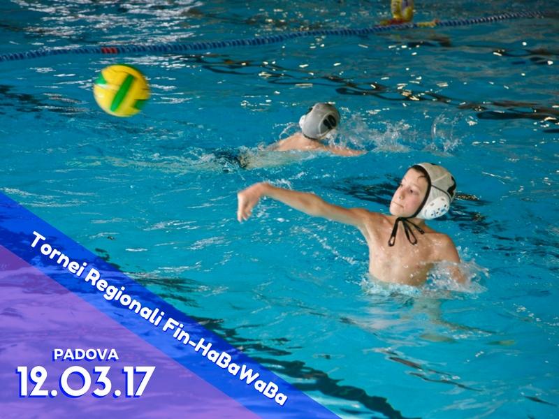 Tornei regionali Fin-HaBaWaBa Veneto | il 12/3 a Padova la 2^ giornata