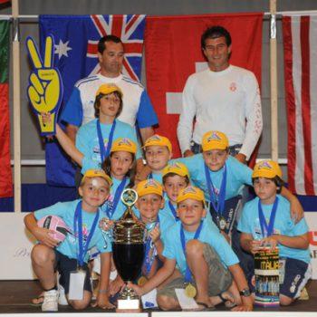 Il Savona campione U9 dell'HaBaWaBa International Festival 2011