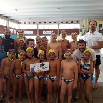 Nuotatori Genovesi - il team