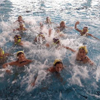 Nuotatori Genovesi - in acqua