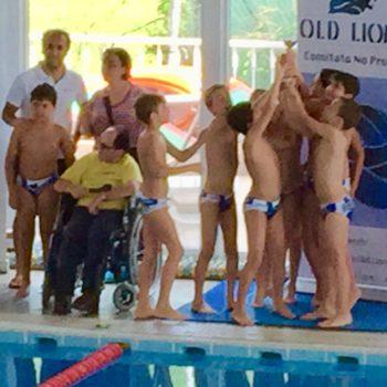Nuotatori Genovesi - la premiazione