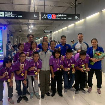 HaBaWaBa Asia 2018 Chiang Mai aeroporto