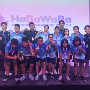 HaBaWaBa Asia 2018 Chiang Mai premiata