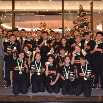 Thailandia Junior Women and Men Teams