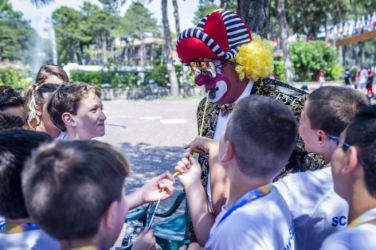 ArriviHabaWaba Festival 2018Lignano Sabbiadoro