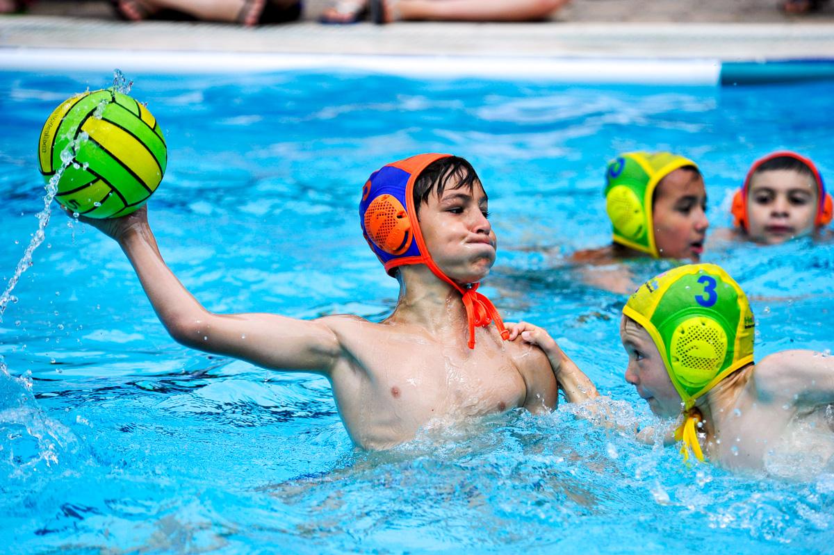 Le foto dei piccoli pallanuotisti in azione – parte 2