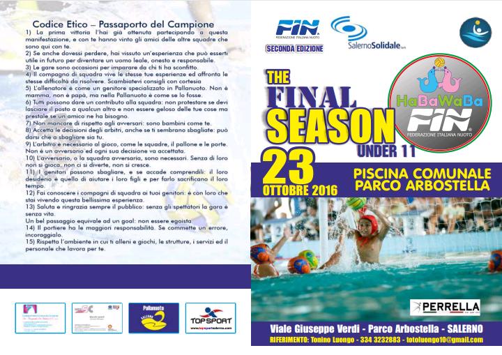 final season -2