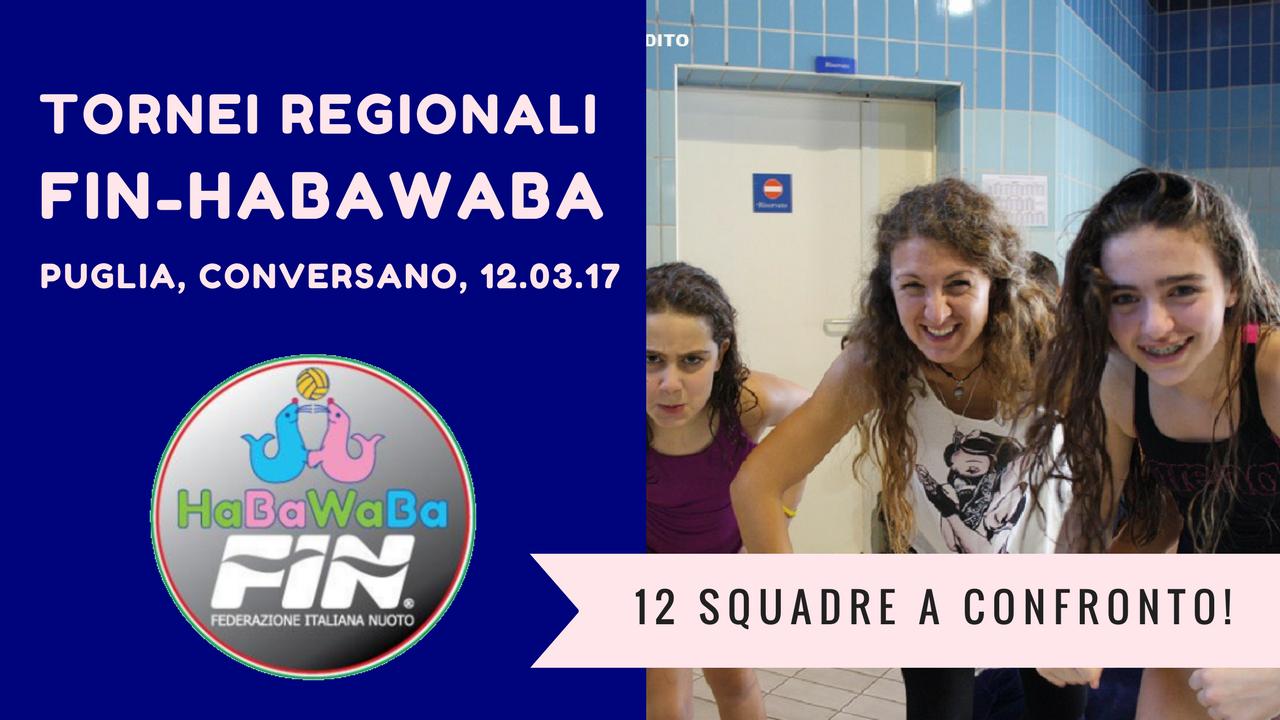 Tornei regionali Fin – HaBaWaBa Puglia | Risultati e foto del 2° turno