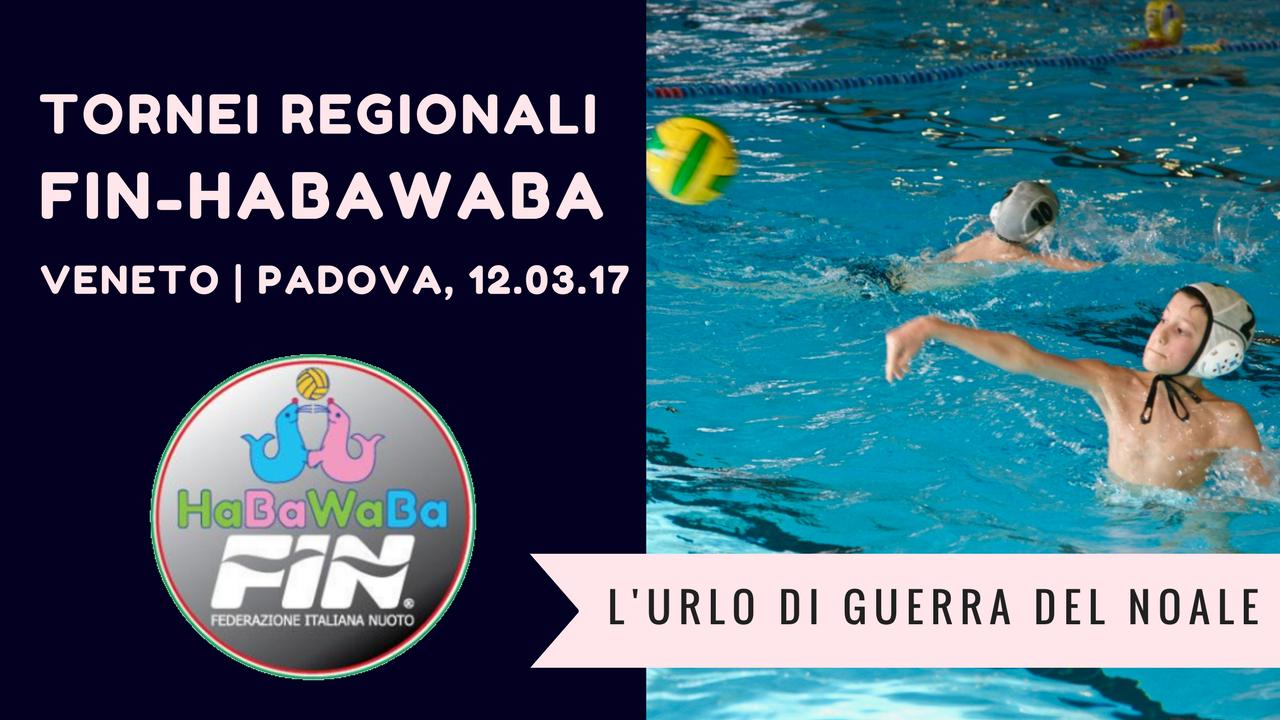Tornei Fin HaBaWaBa Veneto – Completata la 2^ tappa di Padova