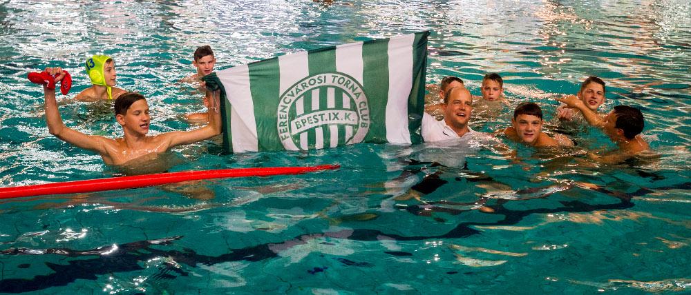 Il Ferencvaros è campione HaBaWaBa Plus U13!