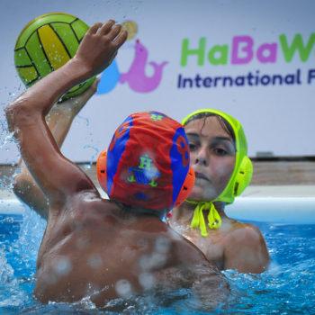Ben 631 le partite giocate durante i 6 giorni dell'HaBaWaBa 2017