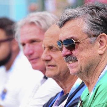 Rudic durante una delle partite dell'HaBaWaBa International Festival 2017 (foto DeepBlueMedia)