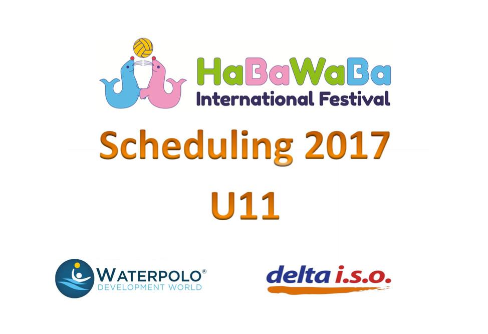 HaBaWaBa International Festival: variazione orario U11