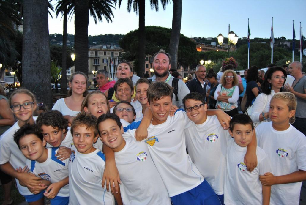 5° Torneo Pallanuoto AMMARE! | Sori, 18 giugno 2017
