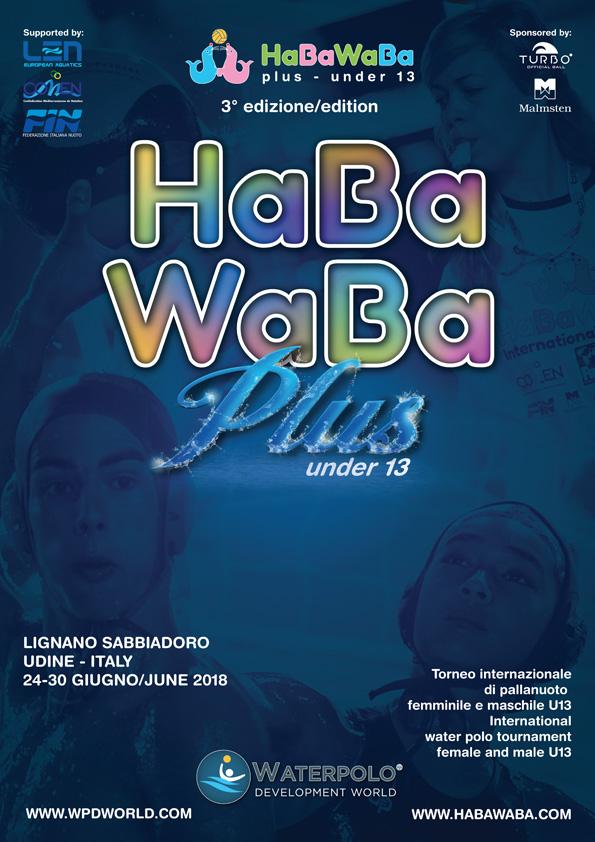 HaBaWaBa Plus U13 2018: una valanga di iscrizioni