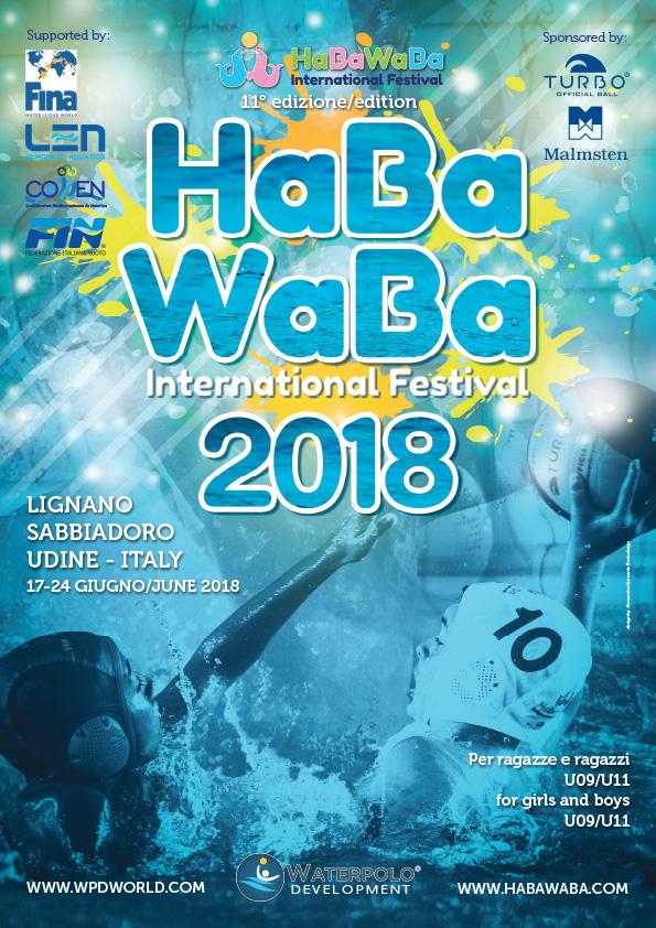 HaBaWaBa International Festival 2018, aperte le iscrizioni