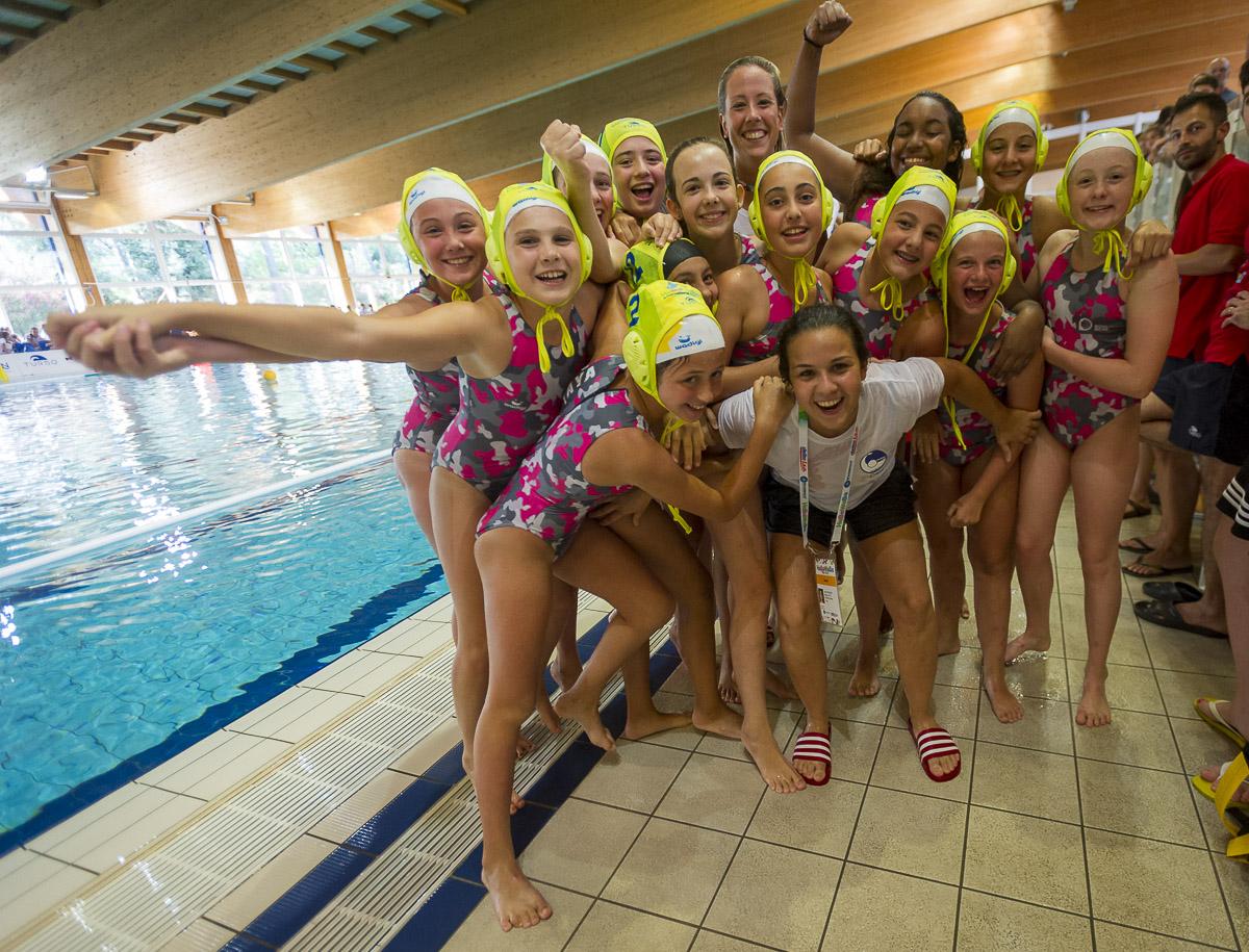 HaBaWaBa PLUS U13, al Bogliasco il torneo femminile!