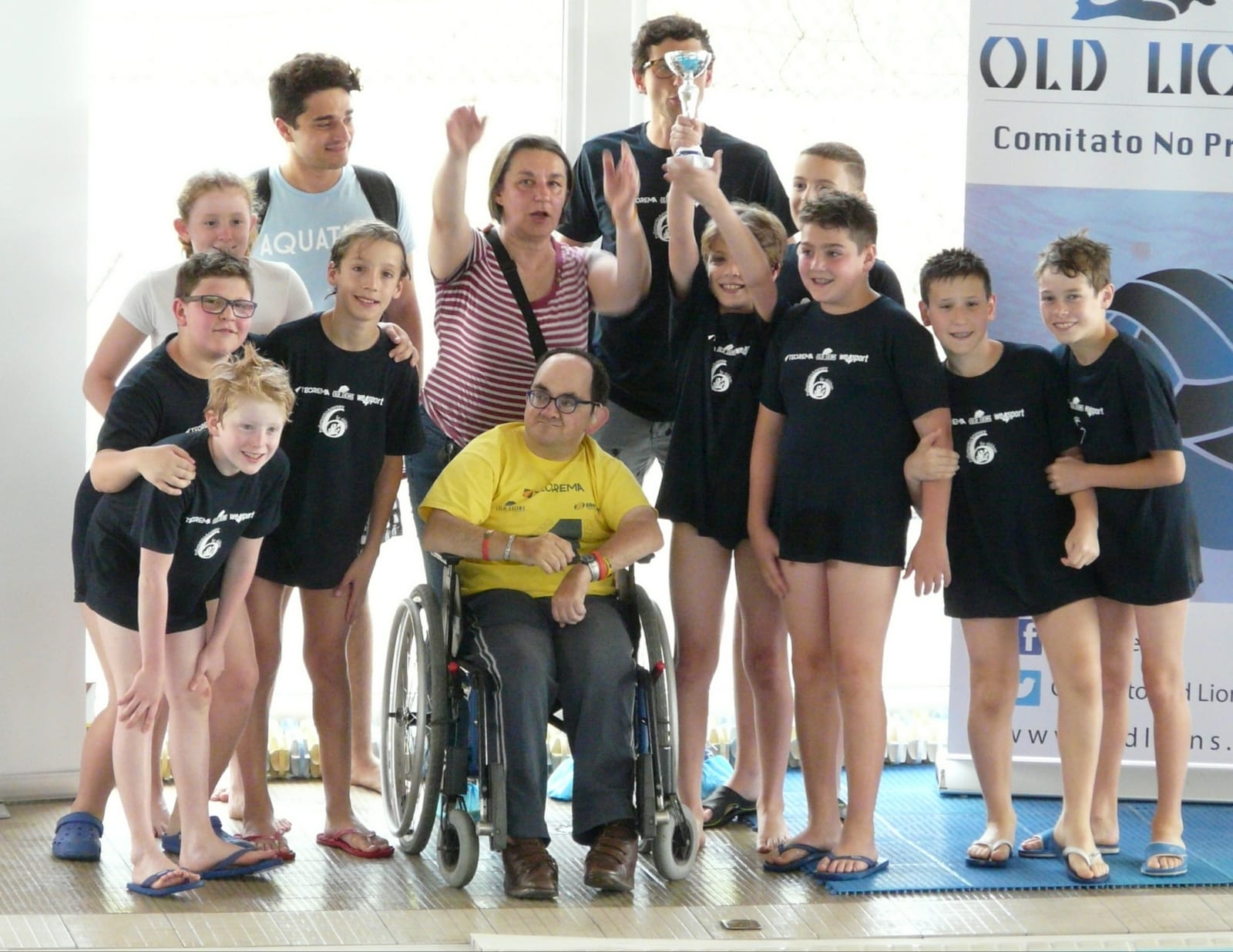 Torneo Old Lions | La Gallery