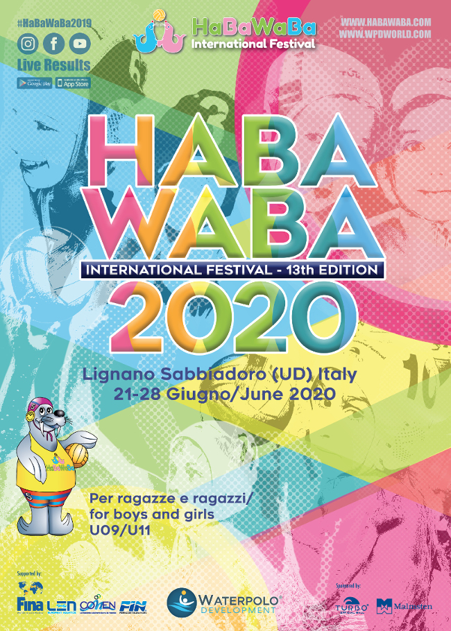 HaBaWaBa International Festival 2020 OFFICIAL POSTER small