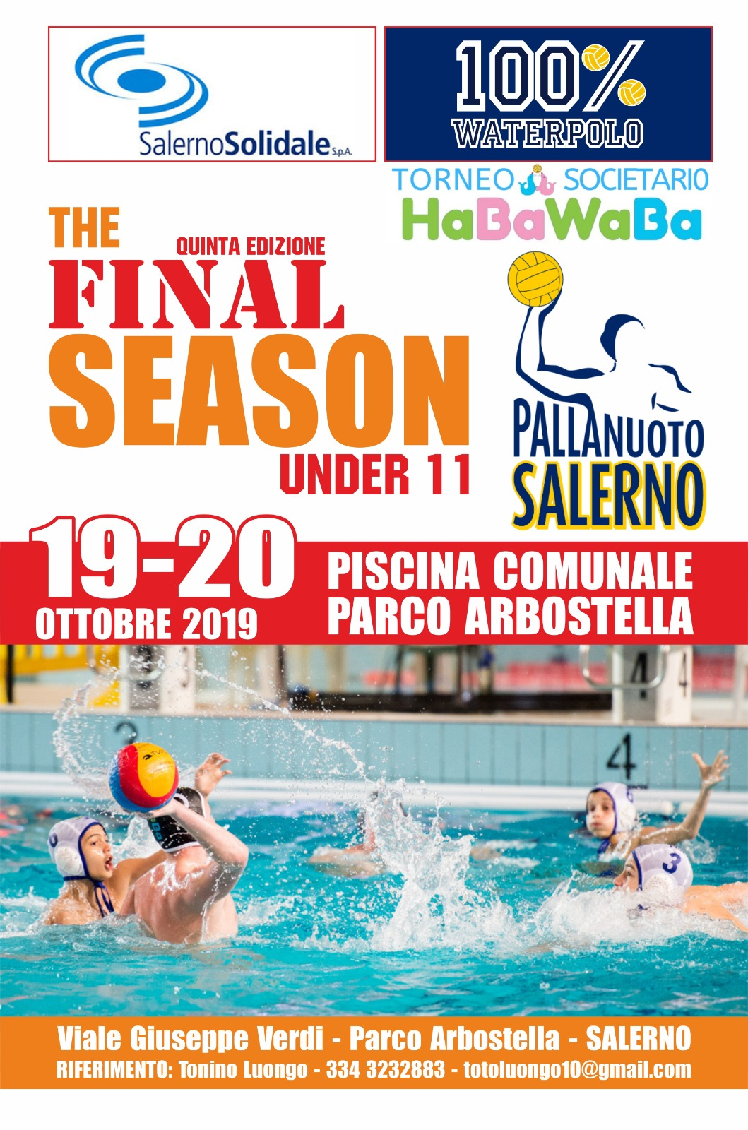 Torneo societario HaBaWaBa – Final Season 2019