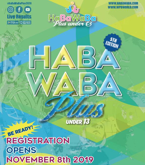 HaBaWaBa PLUS U13 2020: aperte le iscrizioni!